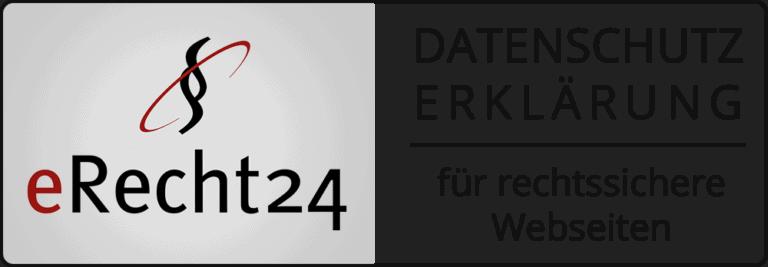 Datenschutz eRecht24